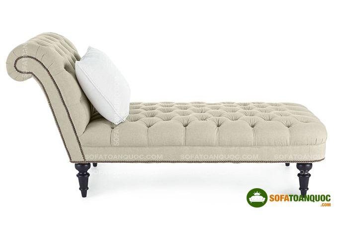SoFa relax kiểu cổ điển cho phòng ngủ